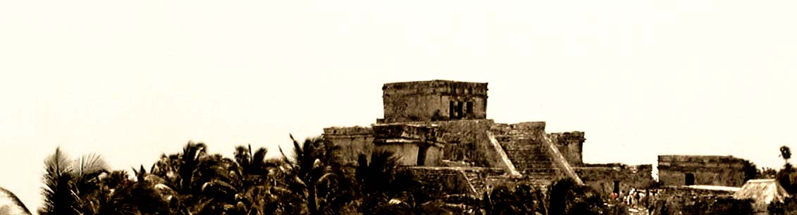 El Castillo at Tulum