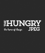 The Hungry Jpeg logo, A creative site