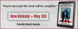 New Release from bestselling author L.A. Sartor's Brushed By Betrayal